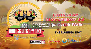 What Day Does Thanksgiving Fall On 2014 108th Annual Thanksgiving Day Race 2017 Cincinnati Ohio