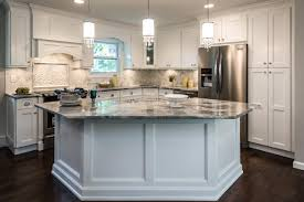 blue kitchen cabinets with granite countertops how to pair kitchen countertops and cabinets