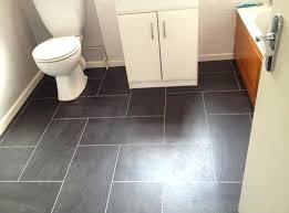 replacing bathroom flooring bathroom fascinating slate bathroom