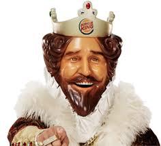 King Meme - the burger king know your meme
