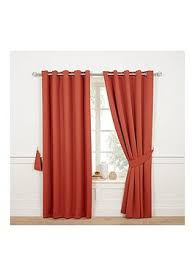 Mauve Curtains Next Woven Blackout Eyelet Curtains Very Co Uk