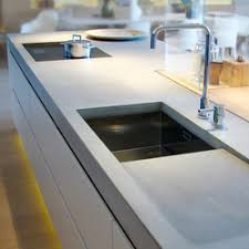 Concrete Kitchen Design Concrete Kitchen I Concrete Countertop Kitchen Countertops From