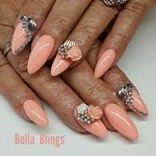 6 colors 3d dry flowers nail art uv gel builder set acrylic diy at