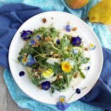 edible flower garnish edible flowers tastespotting