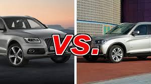 audi q5 2013 vs 2014 audi q5 vs bmw x3 carsdirect