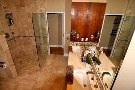 Bathroom Shower Floor Ideas Shower Floor Tile Ideas Bathroom Contemporary With Accent Wall