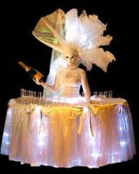 venetian themed entertainment for masquerade themed events