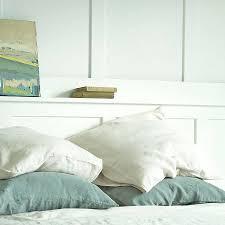 White Linen Duvet Linen Washed Duvet Cover Warm White By Rowen U0026 Wren