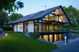 german house plans german style house plans with glass wall and curvy roof and modern