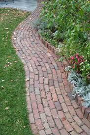 brick flower bed ideas buythebutchercover com