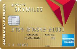photo card delta american express skymiles credit card delta air lines