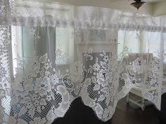 Lace Valance Curtains White Floral Lace Curtain Valance Curtain Valances Valance