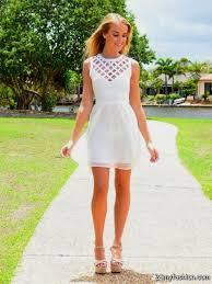 all white graduation dresses white graduation dresses for elementary school dresses online