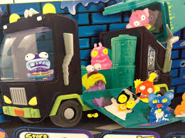 trash pack garbage ghost truck