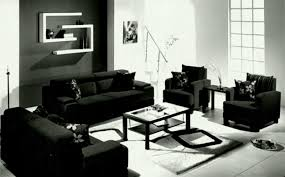black and gray living room modern gray white living room wallpaper elegant paint colors color