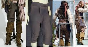 what color goes with gray pants jack sparrow costuming a pirate u0027s compendium