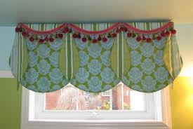 custom valance for child u0027s bathroom by the well dressed window