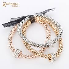 bracelet snake chain images 2017 hot sale fashion snake chain bracelets and bangles plating jpg