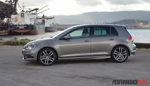 volkswagen golf wagon 2015 2015 volkswagen golf 110tdi mk7 r line review video