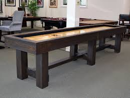 imperial bedford 12 shuffleboard table olhausen breckenridge shuffleboard table shuffleboard table