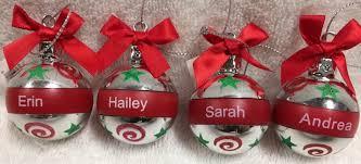 ganz joyous noel personalized mini name ornament