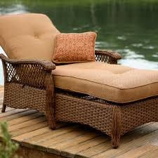 enchanting patio furniture chaise lounges outdoor tan woven chaise