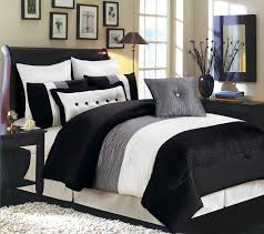 Black And Red Comforter Sets King Bedroom Black And White Comforter Sets Black And White Quilt
