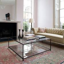10 Collection of Glass Coffee Table Decorating