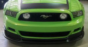 mustang rtr 2014 how to install a rtr front chin spoiler on your 2013 2014 gt and