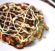 cuisine pancake okonomiyaki savoury pancake recipe centre