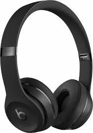 black friday deals beats beats by dr dre beats solo3 wireless headphones black mp582ll a