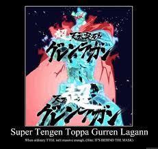 Gurren Lagann Memes - anime gurren lagann memes dunamisnews com