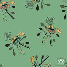 glyph christine joy design removable wallpaper wallternatives
