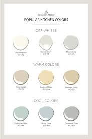 what are the most popular kitchen colors for 2020 kitchen color ideas inspiration benjamin popular