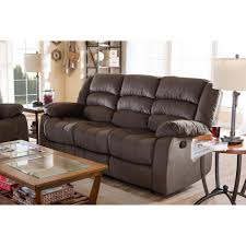 Mixing Leather And Fabric Sofas by Home Decorators Collection Sofas U0026 Loveseats Living Room