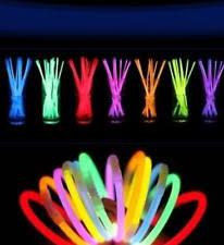 glow stick glasses ebay