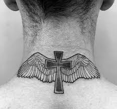 40 small religious tattoos for spiritual design ideas