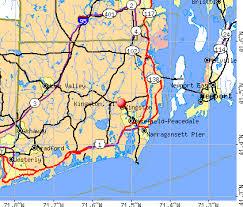 map rhode island kingston rhode island ri 02879 02881 profile population maps