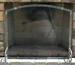 fire pit fire pit ironhaus fireplace screens rustic how to make