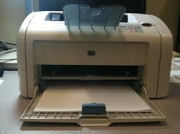 install hp laserjet 1018 printer