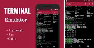 terminal emulator apk terminal emulator free apk version 1 2 4
