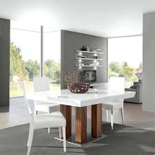 Table Salle A Manger Blanc Laque Conforama Charmant Table A Manger Carree Blanche Jaol Me
