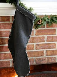 Cowhide Christmas Stockings 22 Christmas Stocking Patterns For Free Diy
