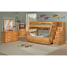 Twin Over Full Bunk Bed With Stairs Twin Over Full Bunk Bed With Stairs And Trundle Storage U2014 Loft Bed