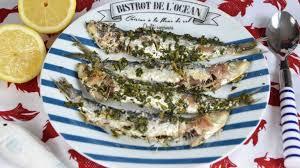 cuisiner les sardines sardines en croûte de sel aux herbes recette par turbigo gourmandises