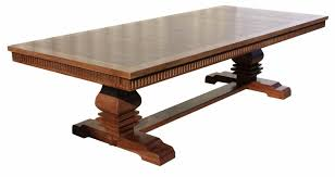 dining room trestle dining table trustle table dining trestle
