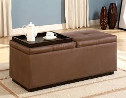 Diy Ottoman From Coffee Table by Coffee Table Trendy Tufted Ottoman Coffee Table M Fabric Ottomans