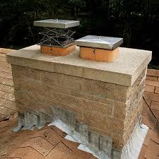 Damper On Fireplace by Choosing A Chimney Flue Top Damper Fine Homebuilding