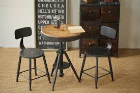 awesome cafe style tables and chairs with pub style dining room