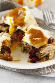 leftover thanksgiving eggs benedict the best